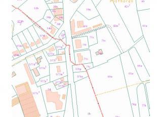 BERINGEN  Koolmijnlaan 131, Beringen   Stad Beringen - eerste afdeling<br /> Goedgelegen perceel bouwgrond met achter- en naastliggend perceel gelegen