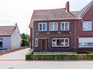 Online openbare verkoop van een woning met tuin gelegen te Maaseik-Neeroeteren (72024 - TWEEDE AFDELING - NEEROETEREN) en kadastraal gekend als sectie