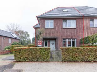 Online openbare verkoop van een mooie woning met tuin gelegen te Bree (72004 - TWEEDE AFDELING - GERDINGEN) en kadastraal gekend als sectie A, 229/L/2