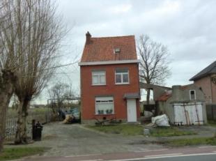 Alleenstaand woonhuis bestemd voor renovatie of afbraak