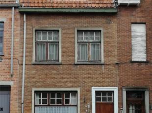 WOONHUIS MET KOER<br /> Gekad. Brugge 7de afdel. sect H nr 473V3P0000 opp. 97m².<br /> Glkvlrs:Inkomhal, living, keuken (geinstalleerd), badkamer
