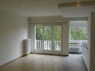 Appartement 1 chambre entièrement rénové sis au Square Marie-Louise 6 à 1000 Bruxelles au 3ème étage face au