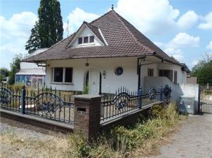 Stad: GenkStraat: Maaseikerbaan Huisnummer: 97 (handelspand)99 (woning)AARD:Woonhuis  OB + handelspandK.I.: 820euro (woning) + 1487euro (handelspand)O