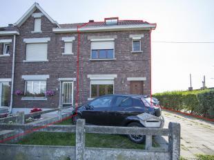 Woonhuis - HOB, KI 505 euro, gelegen in rustige woonwijk, grond opp.: 3a61ca, bew. opp.: 117m²<br />  kelder: gedeeltelijk, zolder: volledig, gar