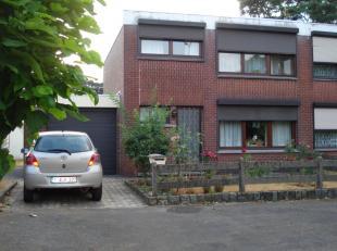 GENK  Eekhoornstraat 13, Genk   Genk, 5de afd.: huis (HOB) Eekhoornstraat 13, sectie F nr. 789/B/P0000, groot 3a42ca, KI: 525 Indeling: Gelijkvloers: