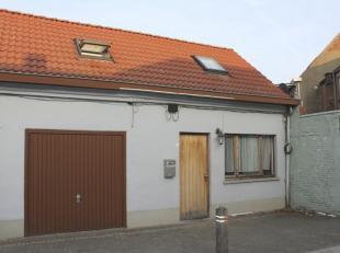 Woonhuis te koop te Ertvelde, Holstraat 8<br /> LOT 1: woonhuis te Evergem (Ertvelde), Holstraat 6:<br /> KI  193,-  -  opp. 55 m2  - verhuurd ( 500/m