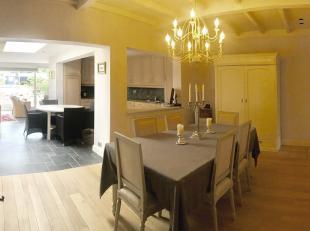 Prachtige instapklare woning te Geraardsbergen<br /> Prachtige instapklare, volledige gerenoveerde en goed onderhouden woning op 1 km van handelscentr