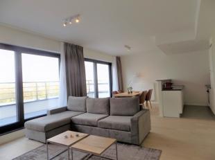 OTAN / Dans un immeuble neuf, superbe appartement meublé avec 2 chambres et une terrasse.<br /> Cet appartement très limineux vous offre