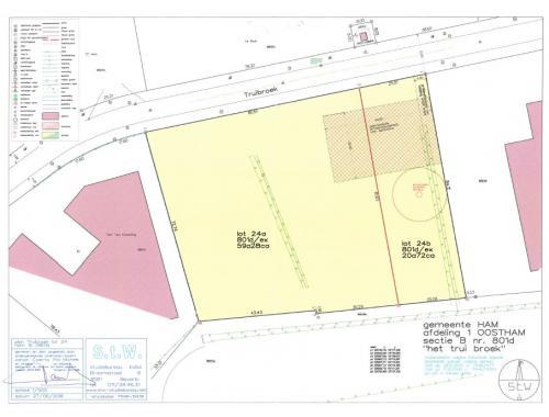 Terrain industriel à vendre à Oostham