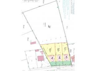 Terrain à vendre                     à 3945 Oostham
