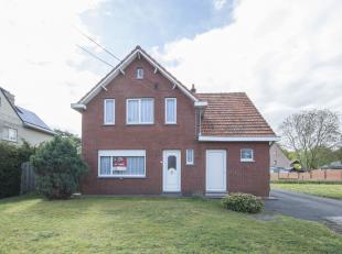 Maison à vendre                     à 3550 Heusden