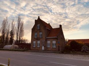 Maison à vendre                     à 8904 Zuidschote