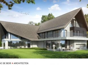 BOUWGROND 1537 m²<br /> Topligging Koningsbos na Golf Zoute.<br /> Groot bouwvolume.<br /> Unieke aanbieding.<br /> Publicitair voorstel architec