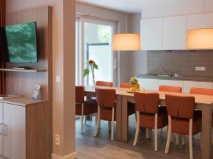 VAKANTIE-APPARTEMENT<br /> Vakantie-appartement voor 8 personen (4 volwassenen en 4 kinderen) in de residentie Kerselaar, gelegen op het domein Hengel