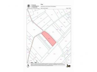Perceel bouwland gelegen te Dormaal (Zoutleeuw), groot 87a 49ca. SI: Agrarisch gebied.