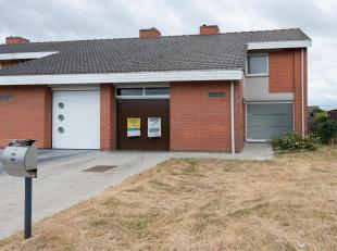 Gegevens openbare verkoping:<br />  <br /> Enige zitdag<br /> Op dinsdag 24/09/2019 om 17u00<br /> In Zaal De Cycloon, Sint-Pietersstraat 11<br /> B-8