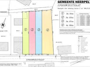 Terrain à vendre                     à 3910 Neerpelt