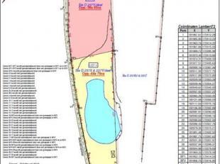 Terrain à vendre                     à 3210 Lubbeek