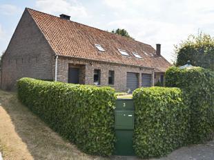 LINKHOUT  Vinnehoekstraat 3 3+, Linkhout   Een mooie gerenoveerde (kangoeroe)woning met ruime tuin gelegen te Linkhout, Vinnehoekstraat 3 en 3 , ten k