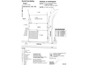 1) LOT 1: BOUWGROND (OB) GELEGEN TE BOCHOLT, LECHTENSTRAAT<br />  Perceel bouwgrond voor open bebouwing gelegen te Bocholt, Lechtenstraat, gekend volg