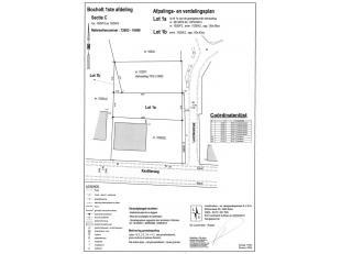 2) Lot<br /> 2:bouwgrond (OB) gelegen te Bocholt, Egelshovenstraat<br />  Perceel bouwgrond voor open bebouwing gelegen te Bocholt,<br /> Egelshovenst