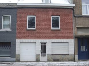 Maison à vendre Grand'Rue 233 à Trooz<br /> COMMUNE DE TROOZ, 1ère division, anciennement FORET, petite maison mitoyenne avec jar