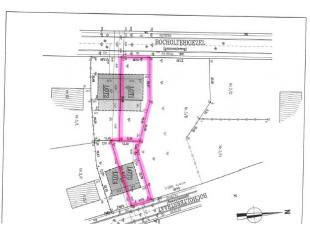 BREE  Bocholterkiezel , Bree   BREE - Bocholterstraat & Bocholterkiezel<br /> Perceel Lot 1 (grenzend aan Bocholterkiezel) & perceel Lot 3 (gr