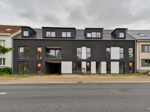 """ENERGIEZUINIG NIEUWBOUWPROJECT<br /> Het appartement nummer """"08"""" gelegen op de tweede en zolderverdieping, uiterst rechts (vanuit de straat bekeken),"""