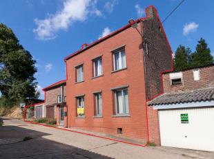 RIEMST  Heukelom-Dorp 43, Riemst   Rustig doch gunstig gelegen woning te Riemst (Vroenhoven), Heukelom-Dorp 43 met garage en kelder.<br /> Extra ruimt