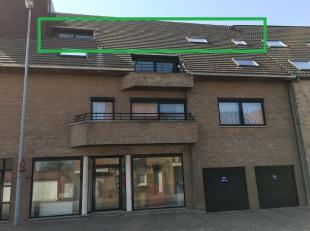 VRIJ CENTRAAL GELEGEN APPARTEMENT<br /> Het appartement is centraal gelegen, dichtbij scholen, supermarkt (Aldi), bakkers en beenhouwer (Renmans), apo