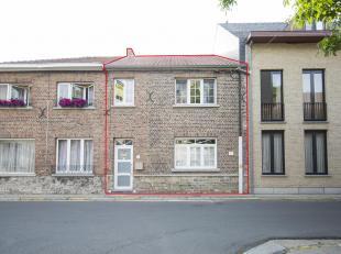 RUSTIG GELEGEN WONING<br /> Een rustig gelegen woning  in de historische stadskern van Zoutleeuw, in de nabijheid van het centrum en op wandelafstand