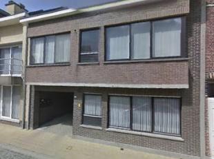 Gelijkvloers appartement<br /> Gelijkvloers appartement met inkomhal/nachthal op laminaat, woonkamer met eet-en zitgedeelte op laminaat, ingerichte ke