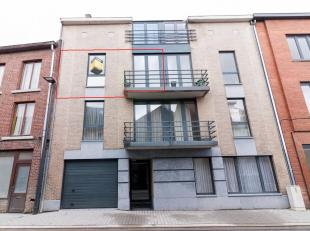 TONGEREN  Luikerstraat 11 5, Tongeren   Appartement te Tongeren met 1 slaapkamer, uitstekende ligging, rustig gelegen en op wandelafstand van het cent
