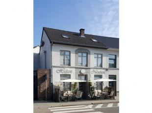 Handelspand met aparte woning gelegen Bilzersteenweg 17, opp. 1a 44ca, 3 slpks