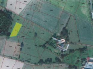 """TERRAIN AGRICOLE ENCLAVE, 28 a 20 ca à Bury - lieu-dit """"BOCARME"""". Zone agricole."""