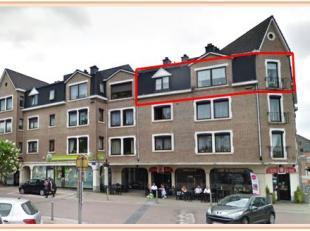 Appartement au centre de Welkenraedt, à proximité des commerces, de l'arrêt de bus et de la gare.<br /> Composé d'un hall,