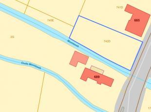 Mooi gelegen perceel grond in woongebied landelijk karakter, te Luikersteenweg naast nr. 685, met een opp. 10a55ca - www.wilsenscleeren.be