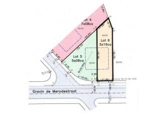 GUNSTIG HOB PERCEEL IN HEULTJE<br /> LOT6: bouwgrond in HOB met opp. 3a 16ca, goed gelegen aan de Gr. de Merodestraat in Westerlo-Heultje; verbindings