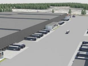 Dit project bestaat uit een hypermodern logistiek complex van ongeveer 240.000m² na volledige ontwikkeling. De gebouwen zullen deelbaar zijn in e