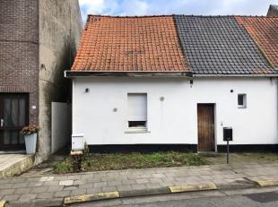 TE KOOP in OUDENAARDE in de Groenstraat, 55<br /> <br /> Centraal en rustig  gelegen woning in Oudenaarde<br /> <br /> Woning moet gerenoveerd worden.