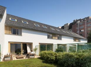 """Project """" Walque in the Park"""", een nieuwbouwproject in het centrum van Leuven  met 7 woningen - 6 studio's combineert modern, eigentijds wooncomfort m"""