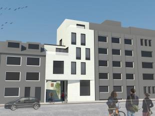 Deze 6 nieuwbouw studio's maken samen deel uit van een nieuwbouwproject samen met 6 nieuwbouwwoningen n-in Begijnhofstijl.<br /> Dit nieuwbouwproject