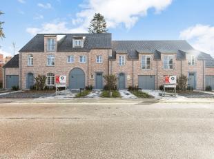 Ga voor meer info naar www.corluystraat.be!<br /> Het prestigieuze project 'Sandeshof' is een parel in de landelijke stijl. Het onderscheidt zich met