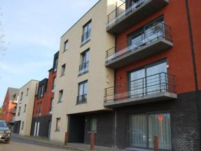 Résidence ' Les Floralies', proche du centre de Mons, superbe appartement situé au 1er étage, composé d'un beau séj