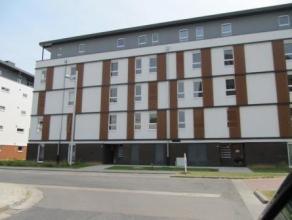 Allée des Oiseaux, 35 à Mons. Appartement neuf basse énergie de 85 m²,  situé au 4ème étage de la r&eac