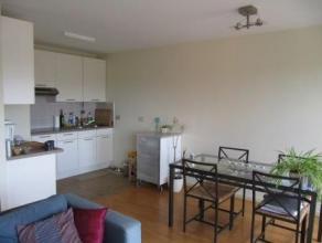 """Avenue de l'Hôpital, 3 à 7000 MONS. Appartement situé au 5ème étage de la Résidence """"Gilles de Chin"""", compos&"""
