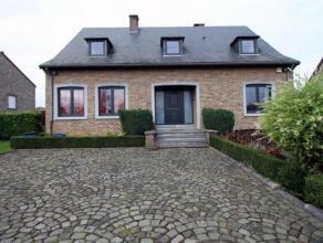 Liège - Wandre: située quartier Rabosée, magnifique villa 4 chambres avec jardin, garage et piscine.<br /> Elle offre des perform