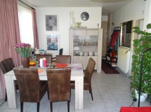 Gelijkvloers appartement (type halfopen) op de hoek Van Amstelstraat en Albert Bevernagelei te Deurne. Het gaat over een klein appartement bestaande u
