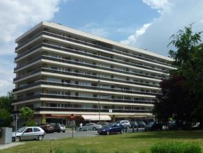 """SINT-KATARINAPLEIN 7/32 """"Residentie De Langeman"""":<br /> <br /> Appartement op de 7de verdieping met 1 ruime slaapkamer en terras op het zuiden. <br />"""