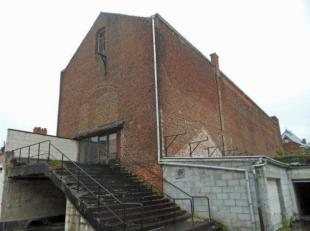 Handelspand (oud bioscoop-complex), uniek qua ligging en uitstraling,pal op de Grote Markt midden in het centrum van Tongeren, op een grondoppervlakte